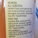Succo di Frutta Biologico all'Albicocca