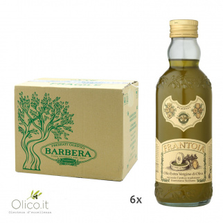Barbera Extra Virgin  Olive Oil Frantoia 500 ml