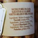 Hazelnuts in Acacia Honey