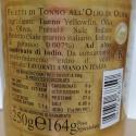 Filetti di Tonno all'olio di oliva Riserva Oro