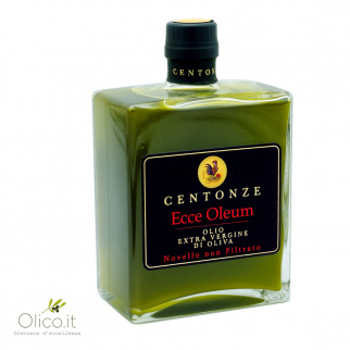 Novello 2020 Extra Virgin Olive Oil Ecce Oleum Centonze 500 ml