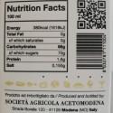 Condiment au Vinaigre Balsamique de Modène IGP et Ginger
