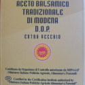 Aceto Balsamico Tradizionale di Modena DOP Extravecchio 25 anni Acetomodena