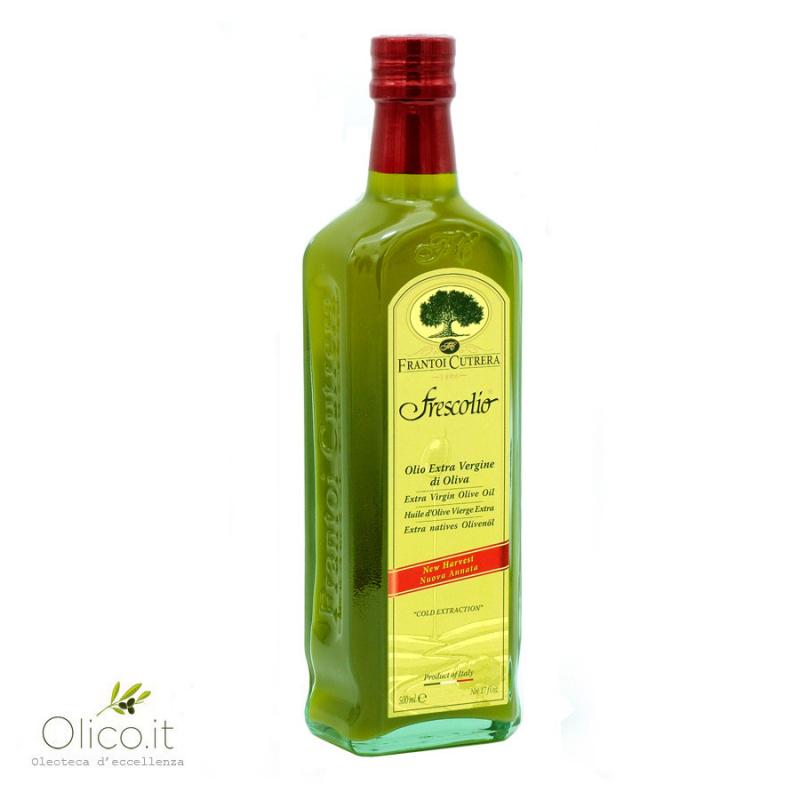Extra Virgin Olive Oil Frescolio Cutrera