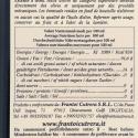 Huile d'Olive Extra Vierge Selezione Cutrera IGP Sicile 750 ml x 6