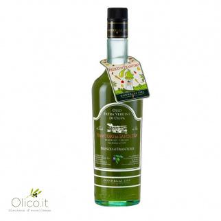 Huile d'Olive Extra Vierge Novello Fresco di Frantoio Gonnelli 500 ml