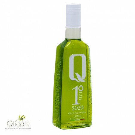 Extra Virgin Olive Oil Novello  Primolio Quattrociocchi 500 ml