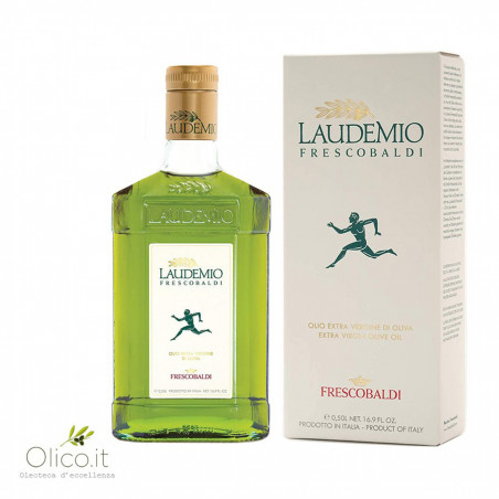 Huile d'Olive Extra Vierge Laudemio Frescobaldi 500 ml