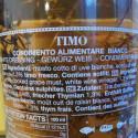 Condiment blanc au vinaigre et thym