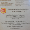 Vinaigre Balsamique Traditionnel AOP Affiné 12 ans