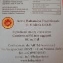 """Aceto Balsamico di Modena DOP """"Extravecchio"""" 25 anni"""
