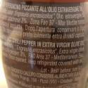 Filetti di Alici all'olio Extravergine di Oliva e Peperoncino