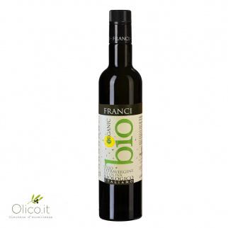 Olio Extra Vergine di Oliva Biologico Franci Bio 500 ml