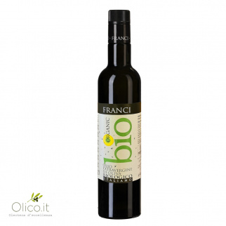 Organic Extra Virgin Olive Oil Franci Bio 500 ml