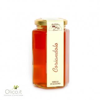 Coriander Honey