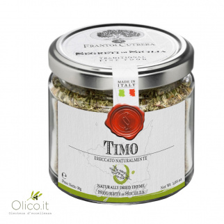 Naturally Dried Thyme 30 gr