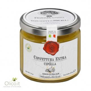 Confiture Extra d'Oignon 225 gr