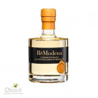 Condiment Blanc au Vinaigre Balsamique de Modena IGP 250 ml
