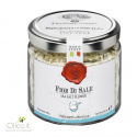 """Fior di Sale"" Artisanal Sea Salt from Sicily"