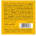 """Condimento a base di Aceto Balsamico di Modena IGP 4 Medaglie Oro """"Quarto Centenario"""" 100 ml"""