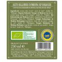 Aceto Balsamico di Modena IGP 3 Medaglie Oro Biologico 250 ml