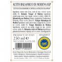 Duetto Rustico Balsamic Vinegar Giuseppe Giusti 250 ml x 2