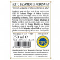 Duetto Rustico Vinaigre Balsamique Giuseppe Giusti 250 ml x 2