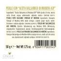 Perle Nere di Aceto Balsamico di Modena 50 gr