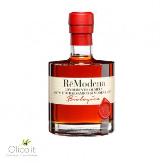 Condimento di Mela all'Aceto Balsamico di Modena IGP Biologico 250 ml