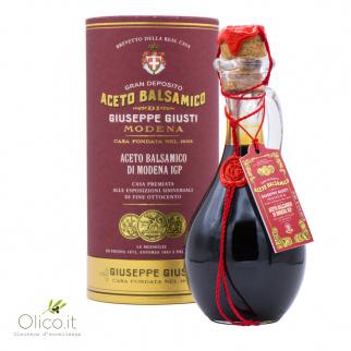 "Balsamic Vinegar of Modena PGI 3 Gold Medals ""Riccardo Giusti"" Amphora 250 ml"