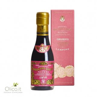 Gift Box Condiment with Balsamic Vinegar of Modena PGI and Raspberry 100 ml