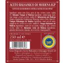 """Aceto Balsamico di Modena IGP 3 Medaglie Oro """"Riccardo Giusti"""" 250 ml x 6"""
