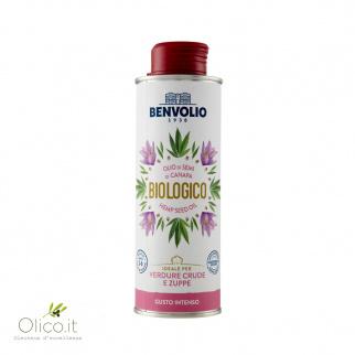 Olio di Semi di Canapa Biologico 250 ml