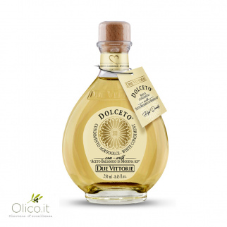 Dolceto White Condiment with Balsamic Vinegar of Modena PGI Due Vittorie 250 ml