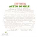 Tris Vinaigres Due Vittorie - Rosé, Oro et Pomme