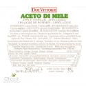 Bis Due Vittorie Balsamic Vinegar - Argento and Apple