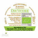 Aceto Balsamico di Modena IGP Due Vittorie Oro Biologico 500 ml