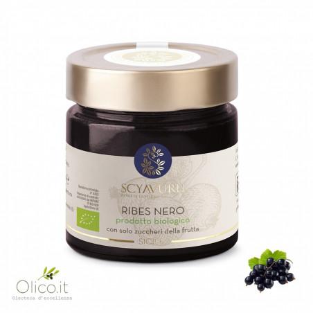 Organic Blackcurrant  Preparation