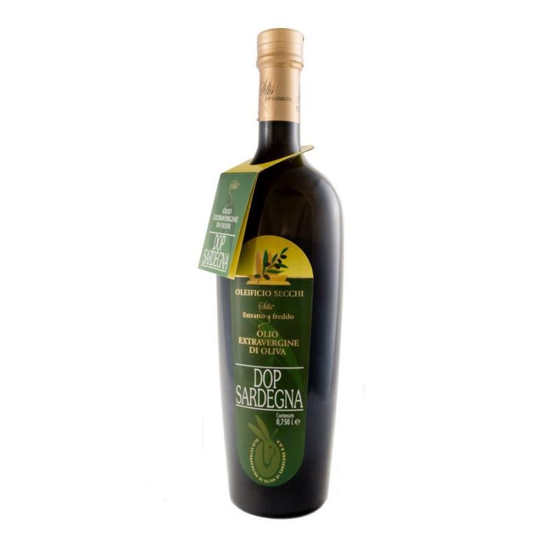 Huile d'Olive Extra Vierge Silis AOP Sardegna
