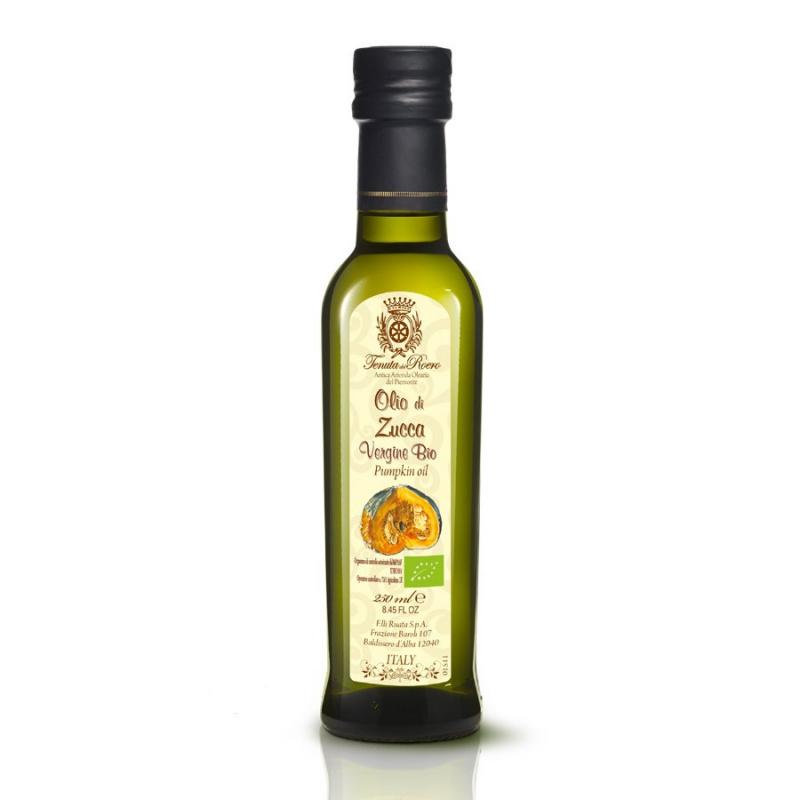 Organic Virgin Pumpkin seed oil