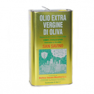 Huile d'Olive Extra Vierge San Savino 3 lt