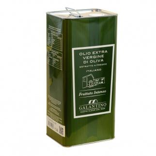 Huile d'Olive Extra Vierge Fruitée Intense 5 lt