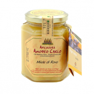 Bramble Honey Sicilian Black bee 400 gr