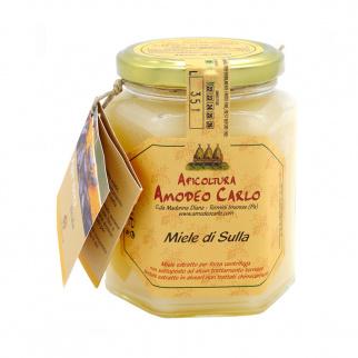 Miel de Sulla Abeille Noire Sicilienne 400 gr