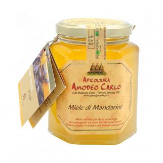 Mandarin Honey Sicilian Black Bee 400 gr