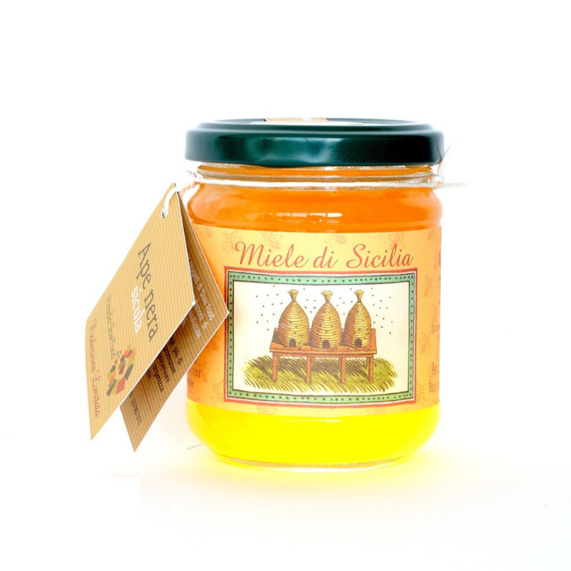 Asphodel Honey - Sicilian Black Bee