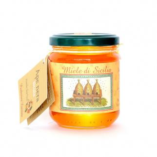 Ferla Honey Sicilian Black Bee 250 gr