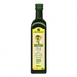 Canola Organic Seed Oil 500 ml
