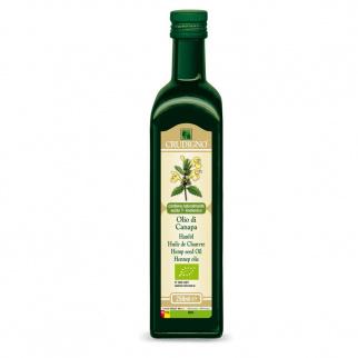 Olio di Canapa Sativa Biologico 250 ml