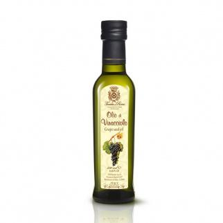 Huile de pépins de raisin du Piémont 250 ml